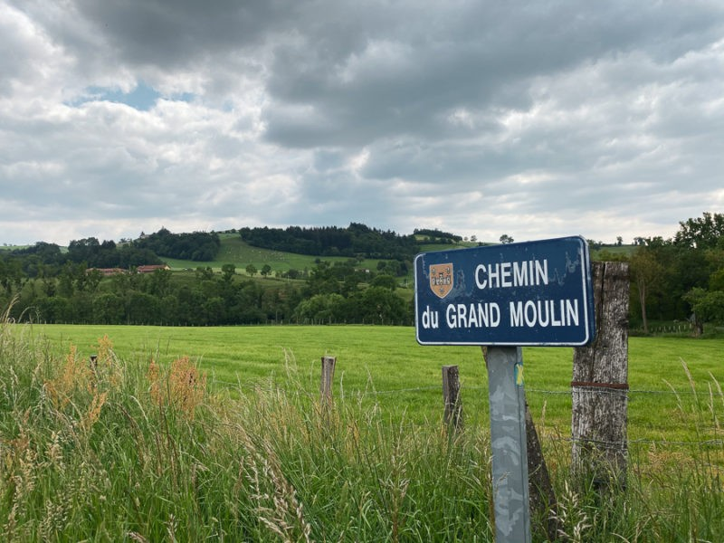 Chemin du Grand Moulin