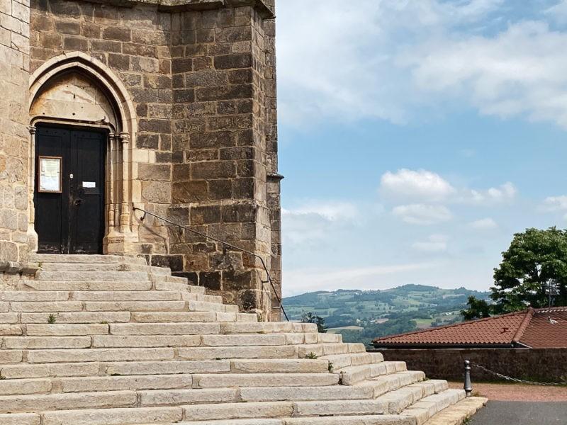 Eglise Romane du XVème siècle