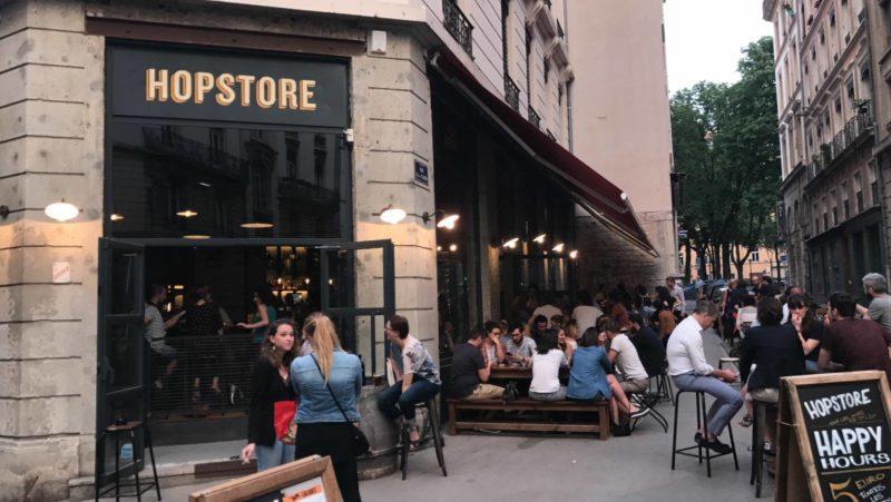 Bar Terrasse dans le 1er arrondissement de Lyon