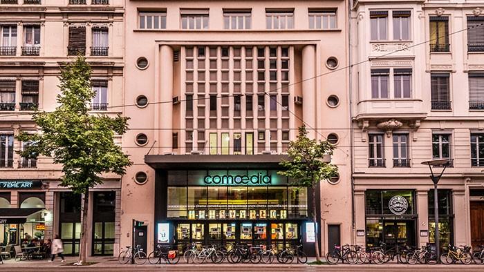 Cinéma Comoedia Lyon