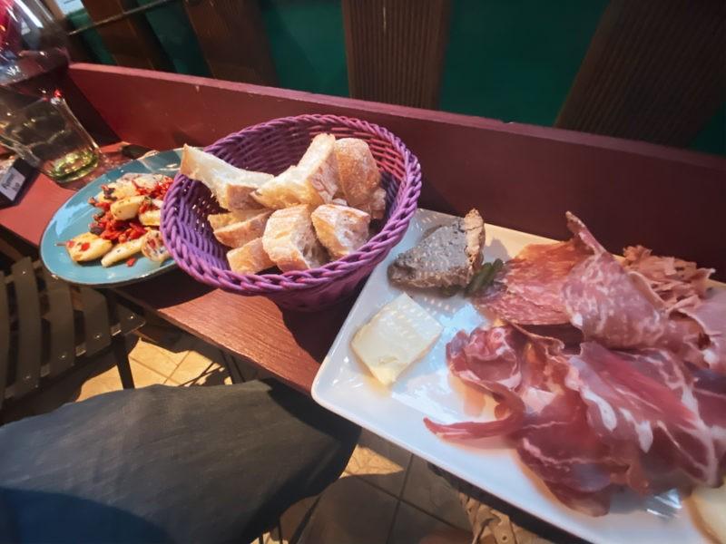Bar à tapas Octopus - Lyon