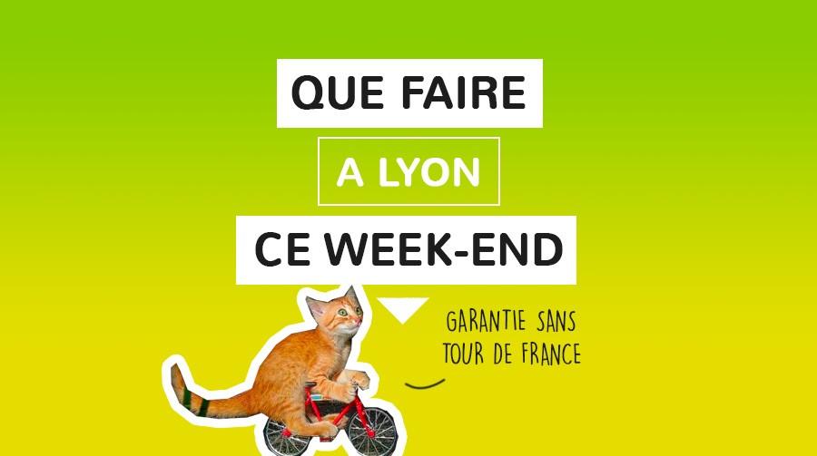 Agenda Week-end à Lyon