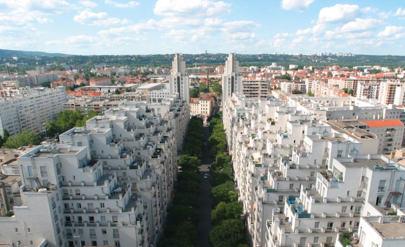 Avenue Barbuse Gratte Ciel