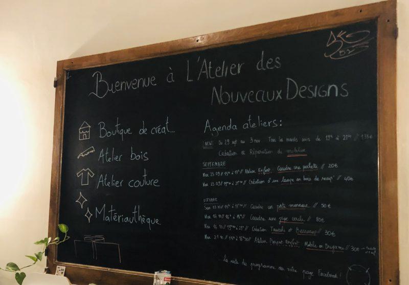 Planning atelier