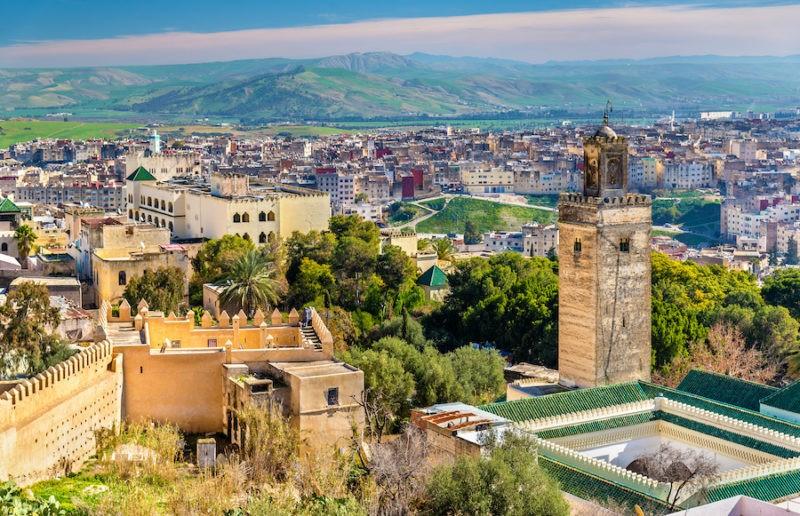 Fez Maroc