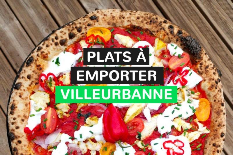 Restaurant à emporter à Villeurbanne