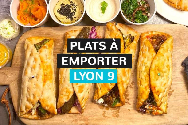 Restaurants à emporter dans le 9e arrondissement de Lyon
