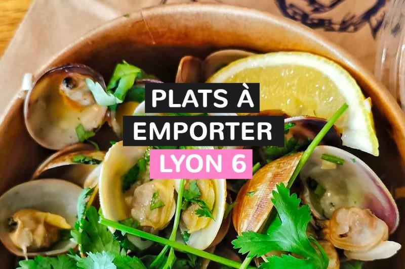 Restaurants à emporter 6e arrondissement de Lyon
