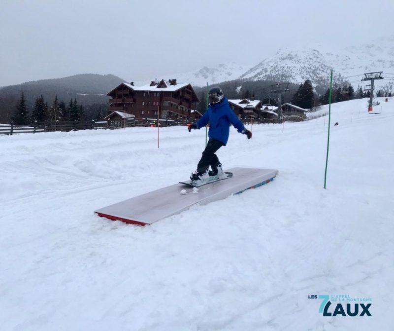 Snow Park Les 7 Laux