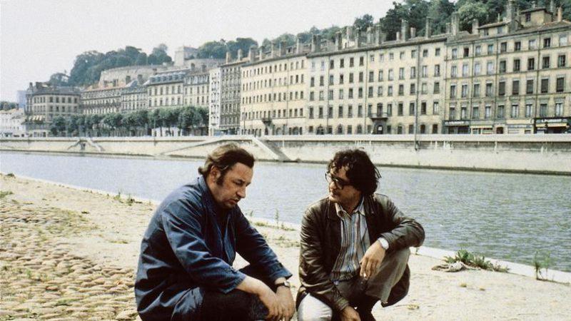 Philippe Noiret à Lyon