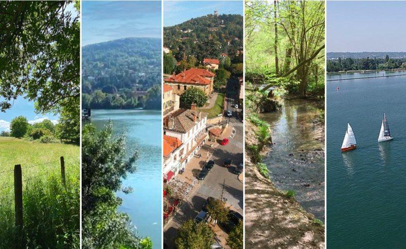 Promenade à 10 kilomètres de Lyon