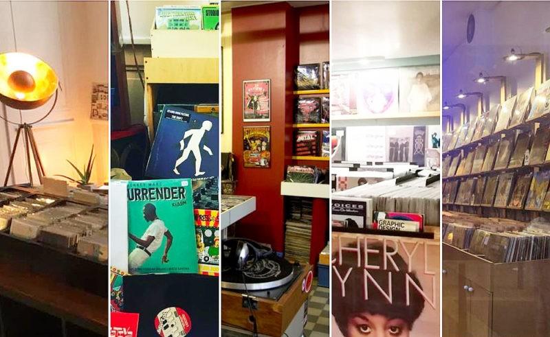 TOP 5 boutiques vinyles à Lyon