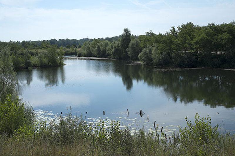 Lac Parc de Miribel
