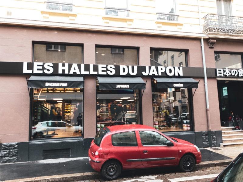 Halle du Japon à la Gullotière