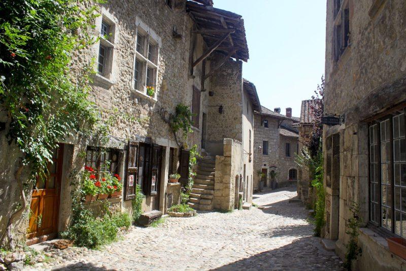 Pérouges Cité Médievalle