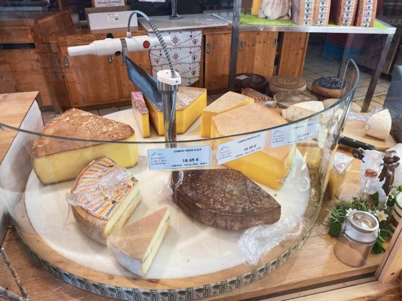 Fromages du Jura