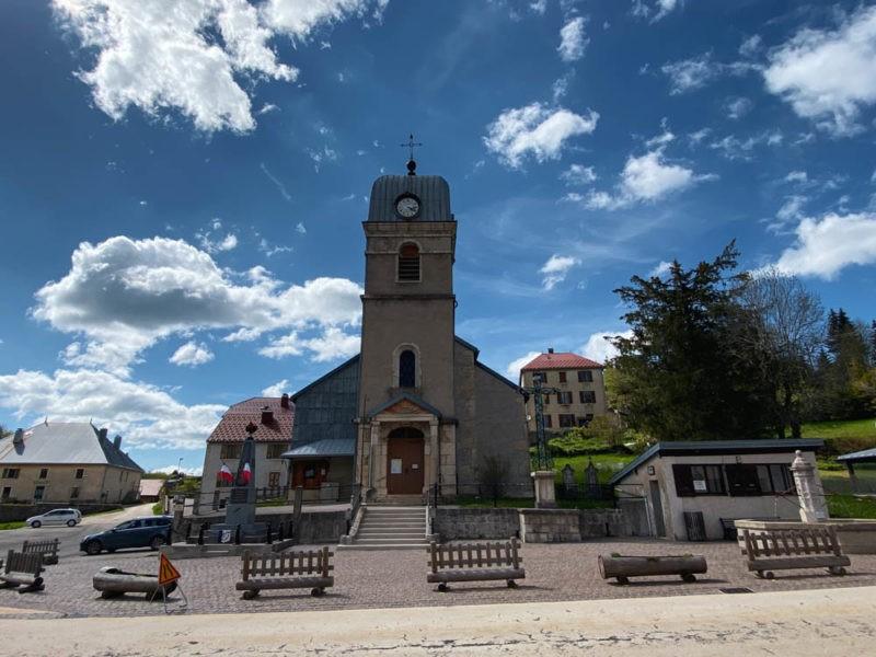 Eglise de la Pesse