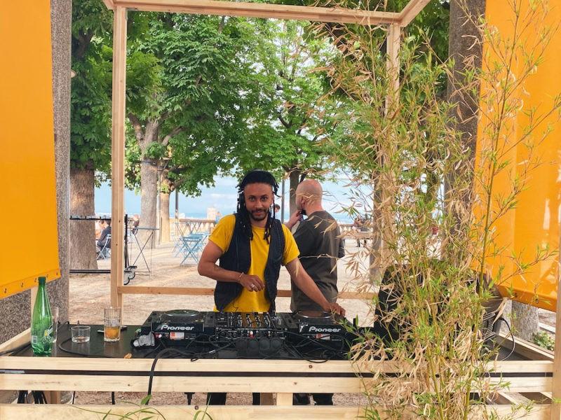 DJ Set à Fourivère