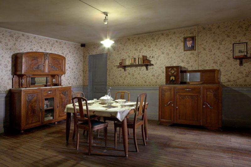 Appartement lyonnais Années 40