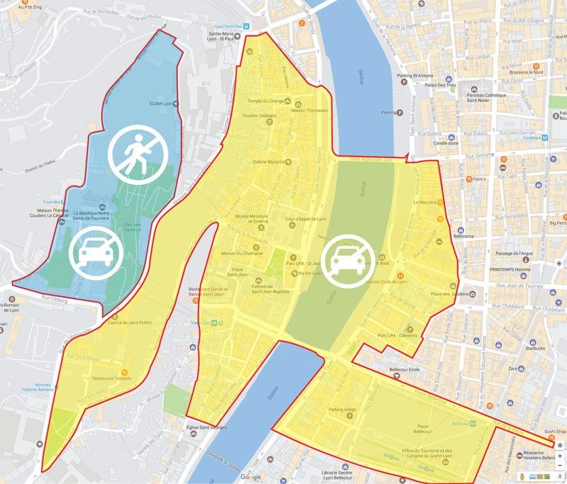 Plan 14 juillet 2021 Lyon