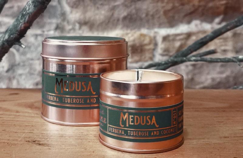 Bougie Médusa