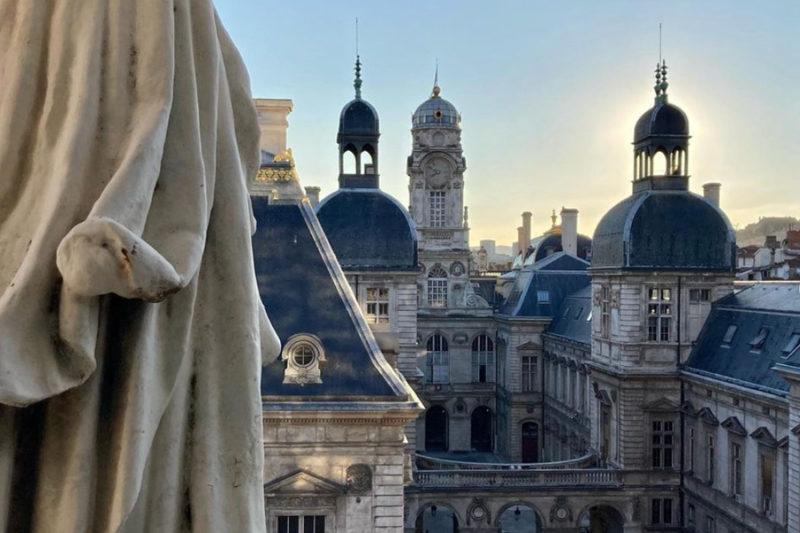 Lyon, cette semaine