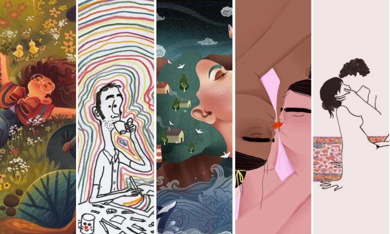 meilleurs illustrateurs d'Instagram